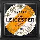 Picture of MAFFRA RED LEICESTER 150G