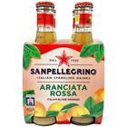Picture of S. PELLEGRINO ARANCIATTA ROSA BOTTLES 4 X 200ML