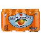 Picture of S. PELLEGRINO CANS 6 X 200ML